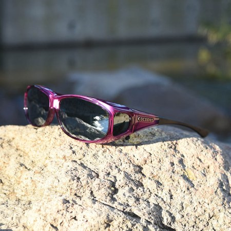 High performance fitover sunglasses