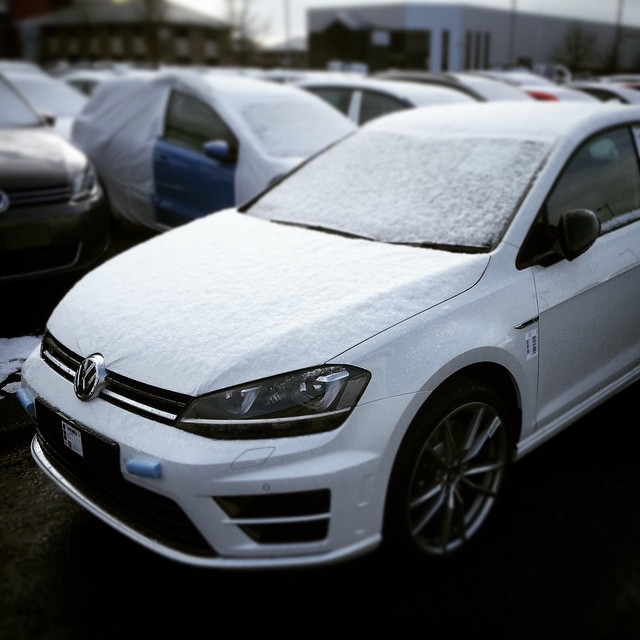 Another Golf at for a long term customer! We also have a cancellation for a Tornado Red if anyone is interested!
