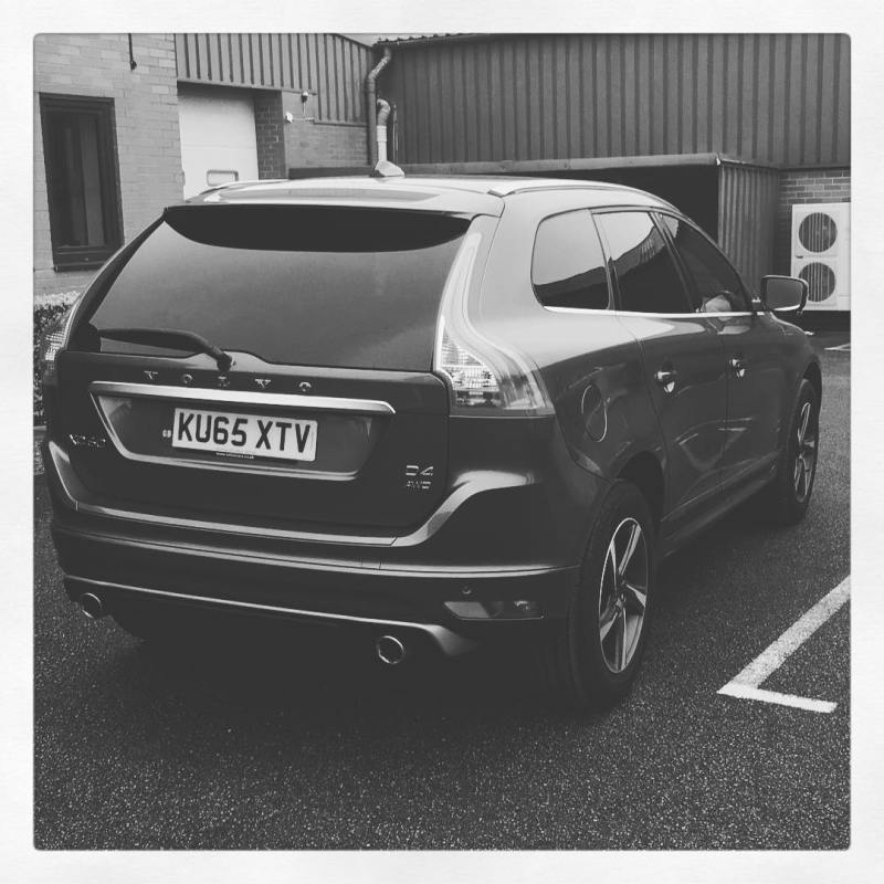 Volvo XC60 is back from a customer! Did you know that the Volvo XC60 was one of our most popular short term leasing vehicles below Golf GTD and BMW 1 series?