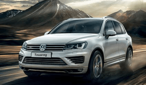 VW Touareg Cancelled Order Special