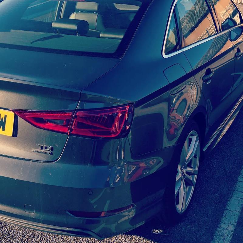 """Audi A3 Saloon just been delivered! Short and Long Term Car Leasing : 0330 330 9425 : or GOOGLE """"Cocoon Vehicles"""""""