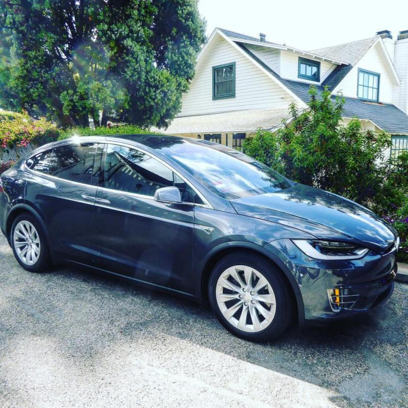 "Tesla Model X : We love the Model S, but what do you think of this gull wing power plant? Short and Long Term Car Leasing : 0330 330 9425 : or GOOGLE ""Cocoon Vehicles"""