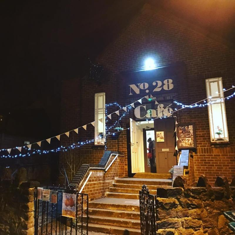 "Some of the @cocoonvehicles team are at No.28 tonight for the @businessbelper Christmas Get Together! Short and Long Term Car Leasing : 0330 330 9425 : or GOOGLE ""Cocoon Vehicles"""