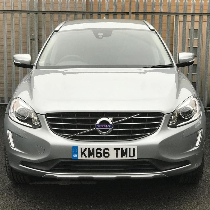 """Volvo XC60 all ready to go out! Great specification including Leather, Sat Nav, Heated Seats and more! Short and Long Term Car Leasing : 0330 330 9425 : or GOOGLE """"Cocoon Vehicles"""""""