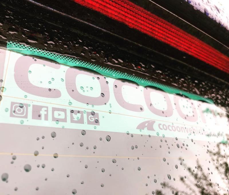 It's a very wet day here in - but it's not stopping our team deliver a record number of cars in a week!
