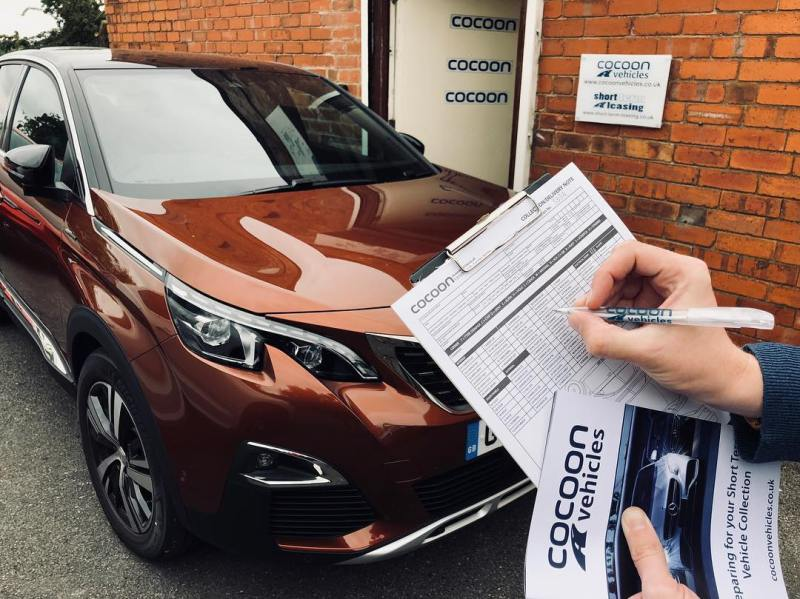 You can now request to return your short term car via our website! Go to Cocoon Vehicles and click the Account Management link at the bottom of the page.