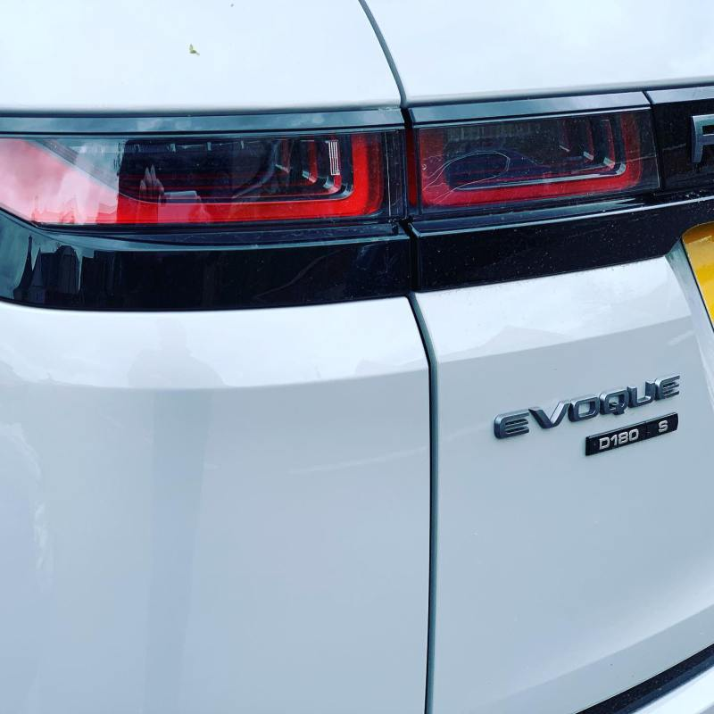 New Shape @landrover Range Rover Evoque ready to go to Guildford on a 12 month contract! Video will be on our YouTube channel soon!