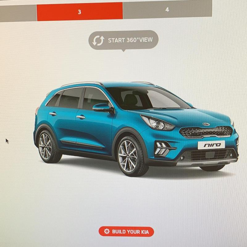 Just ordered on of these Kia Niro Hybrids for an existing customer for swapover in September! Can't wait to photograph it! @kiamotorsuk