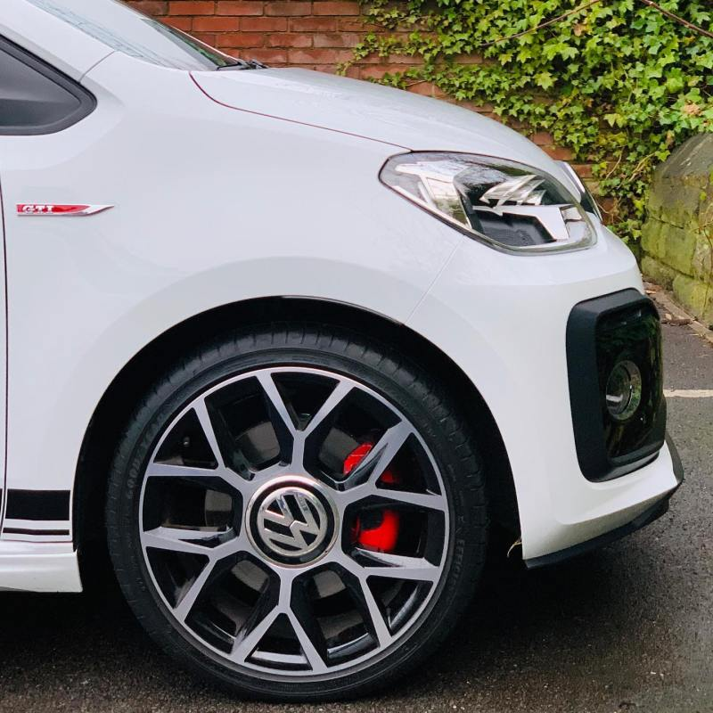 Another VW Up GTi and Another Happy Customer!