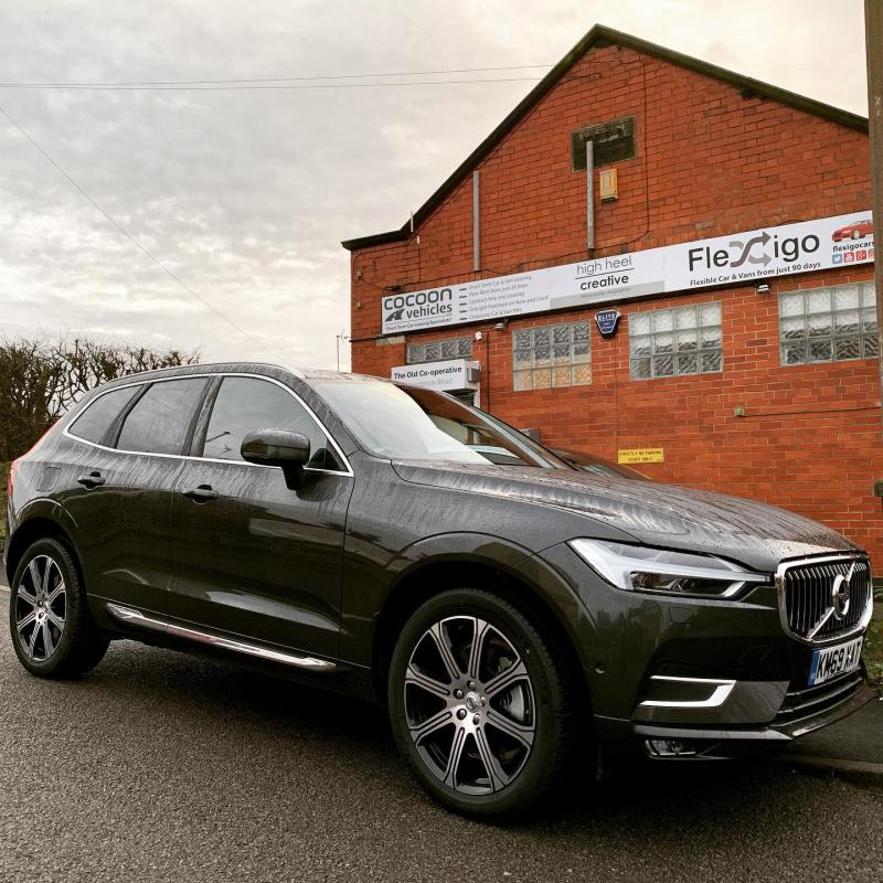 2nd day of crazy car deliveries, this beautiful Volvo XC60 is going out to an existing customer in Port Talbot!