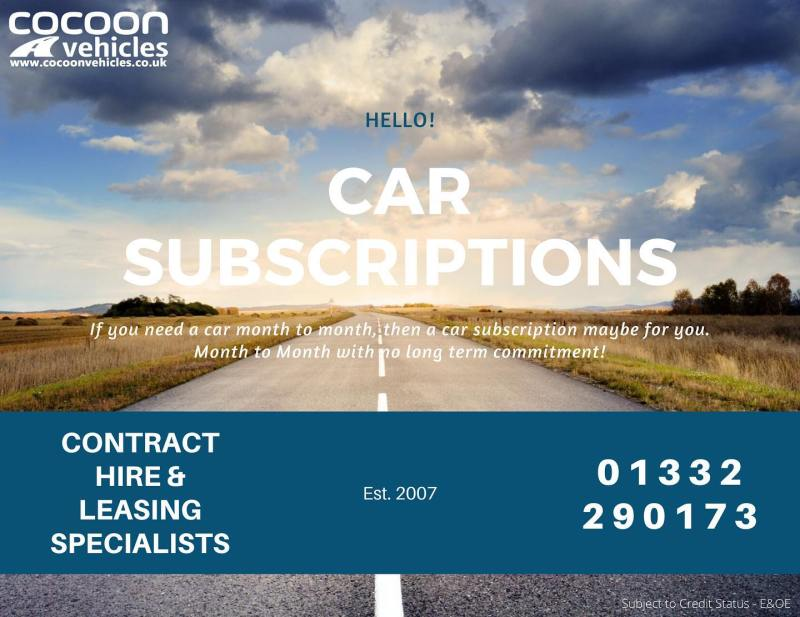 Looking for a month-to-month car lease that works around you and your lifestyle/business?  Then take a look at our Car Subscription service with one monthly price that includes rental, maintenance, breakdown assistance, warranty and road fund licence. All you need to do is fuel and insure!  Minimum commitment of just 1 month to get the best price, unlike other car subscription companies!  Find out more using the link in our bio!