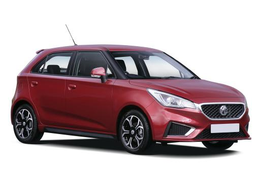 MG Motor UK MG3 Hatchback 1.5 Vti-TECH Excite on 12 month car lease