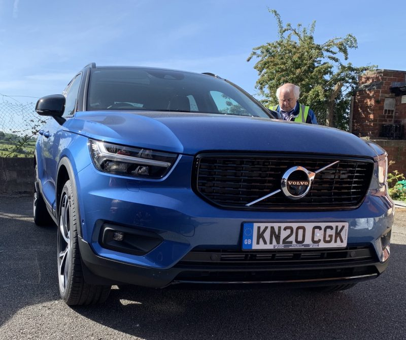 Volvo XC40 - Short Term Car London