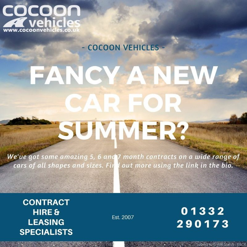 Fancy a new car for summer? Don't commit to a long term car when you can have a fancy new motor over a 5, 6 or 7 month car lease.  Find out more by clicking the link in the bio!