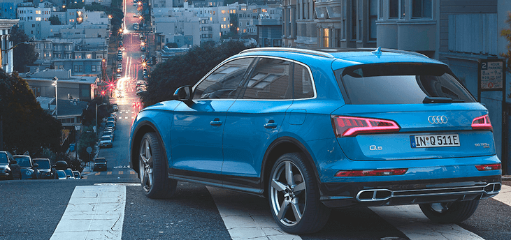 Audi Q5 PHEV on Short-Term Car Lease