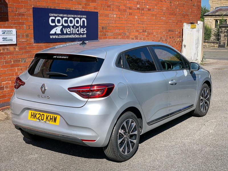 Most of us can relate to a Clio, fantastic cars for popping to the shops or a weekend away with mates (when allowed).  This Renault Clio is heading to Caernarfon in Wales tomorrow to an existing customers wife!  Happy motoring!  Renault Clio - 6 Month Car Lease