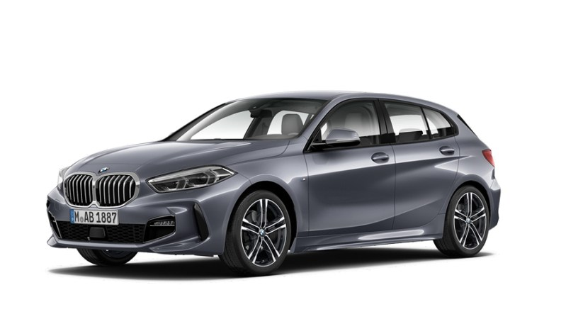 BMW 1 Series Hatchback 118d M Sport on 6 month car lease