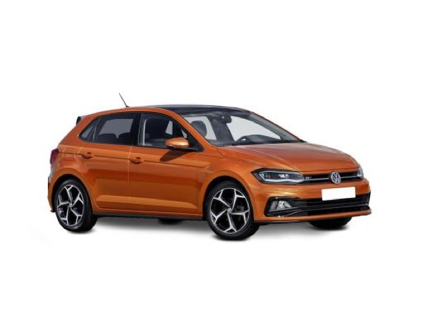 Volkswagen Polo Hatchback 1.0 TSI 95 Match on 6 month car lease