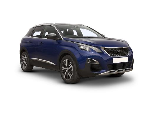 Peugeot 3008 Estate 1.2 PureTech Allure EAT8 on 12 month car lease