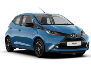 Toyota Aygo Hatchback 1.0 VVT-I X-Play on 6 month car lease