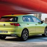 VW Golf Mk 8 Short Term Car Lease
