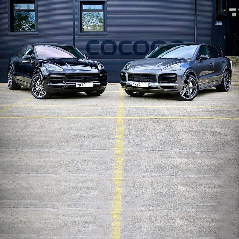 These beautiful Porsche Cayenne Coupe's are off our to existing customers this week.  Read more in our latest blog piece!