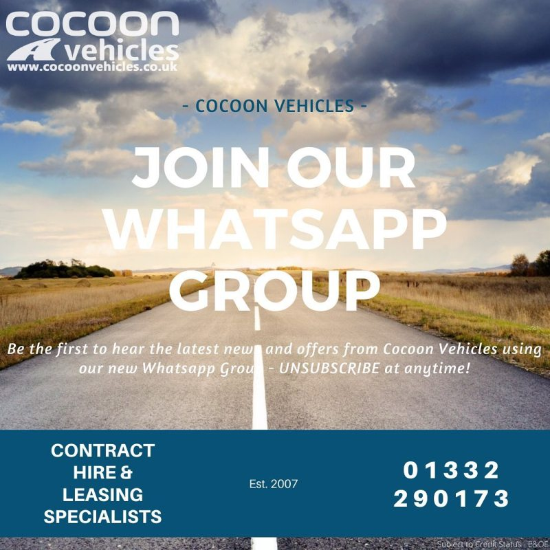 Use the link in the bio to join our WhatsApp group to keep up to date with all of the latest news and special offers that don't always appear on our website.