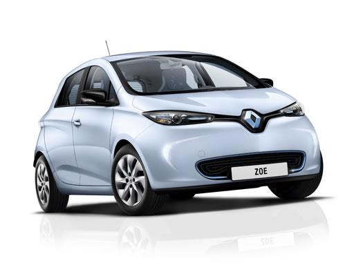 Renault Zoe Hatchback 100KW i GT Line R135 50KWh [Order Min. 5] on 12 month car lease