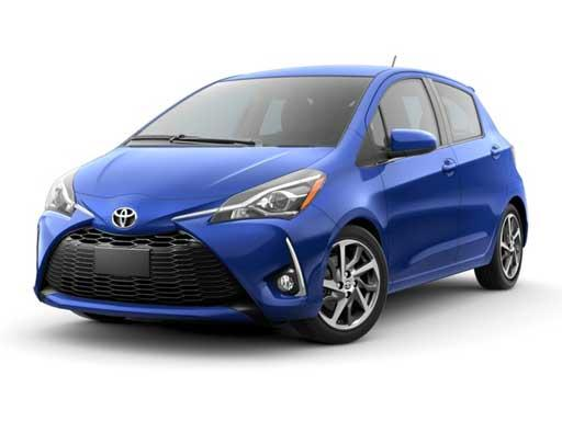 Toyota Yaris Hatchback 1.5 Hybrid Y20 CVT on 6 month car lease