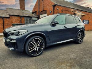 BMW X5 Short Term Car Lease