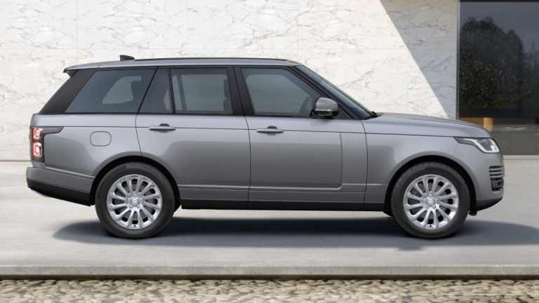 Range Rover Vogue SE Short-Term