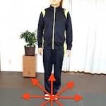 心のためのボディーワーク・・音認識と動作の連動2