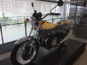kawasaki Z1 オートバイ