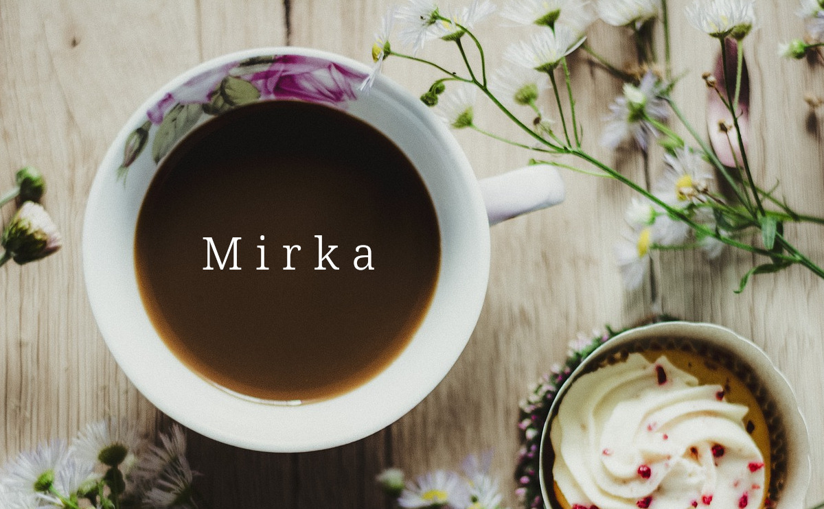 Mirka777 – The Pictures