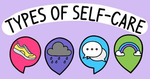 Self-care - types