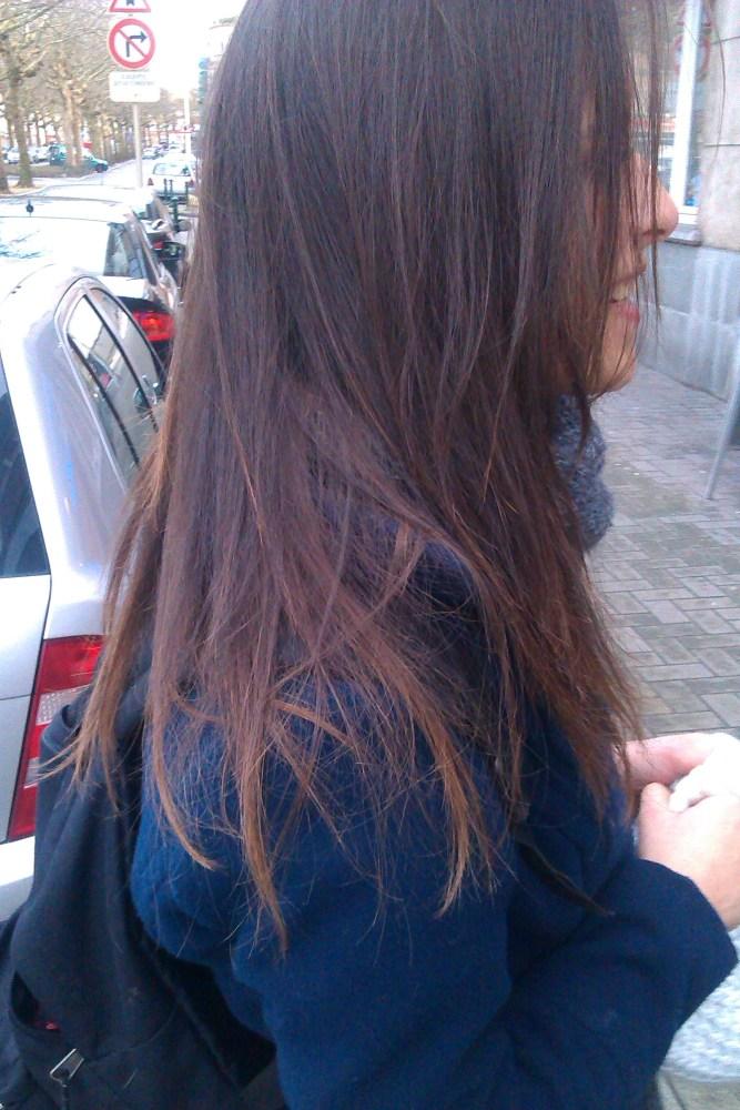 Mes cheveux en feu! Littéralement mais sans fourches! (6/6)