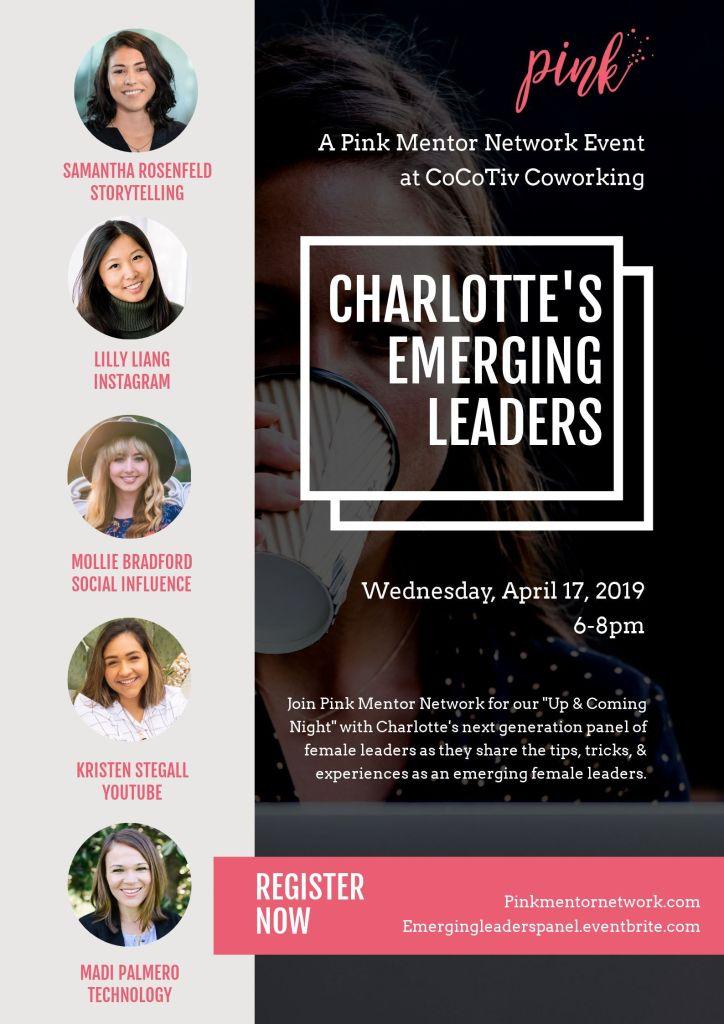Charlotte's Emerging Leaders