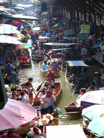 カップルで行く海外旅行、おすすめ都市タイ