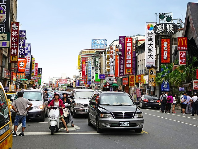 なぜか懐かしさを感じる台湾、週末おすすめ海外旅行