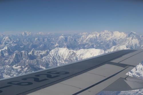 ネパールへの旅路