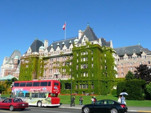 カナダ、ビクトリア