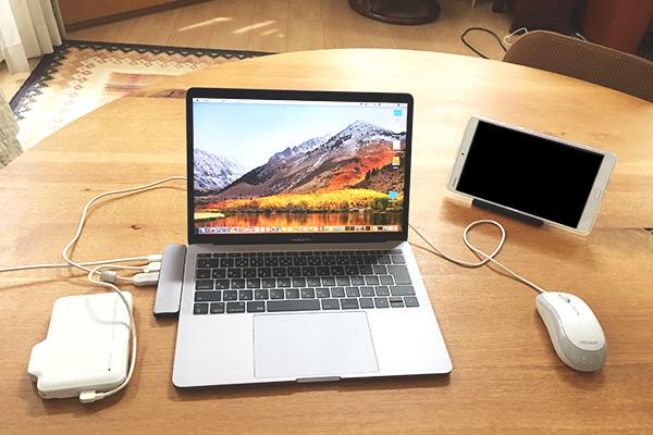 MacBook Pro 2017 13インチでPhotoshopを使用してみてのレビュー