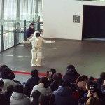 日本科学未来館の「工事中!」~立ち入り禁止!?重機の現場~を見てきたよ!!