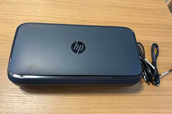 wifi接続でプリント可能!コンパクト複合機プリンターが便利!(HP OfficeJet 250 Mobile AiO)