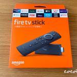 Fire TV Stickでお家のテレビをスマートTVに!Netflixをテレビで楽しもう!!