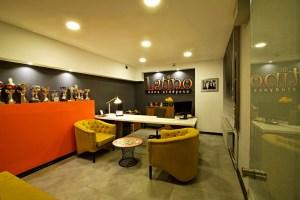 Latino Dans Stüdyosu Kavaklıdere Şubesi Salon Ofis 1