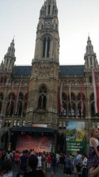 City hall Rathaus