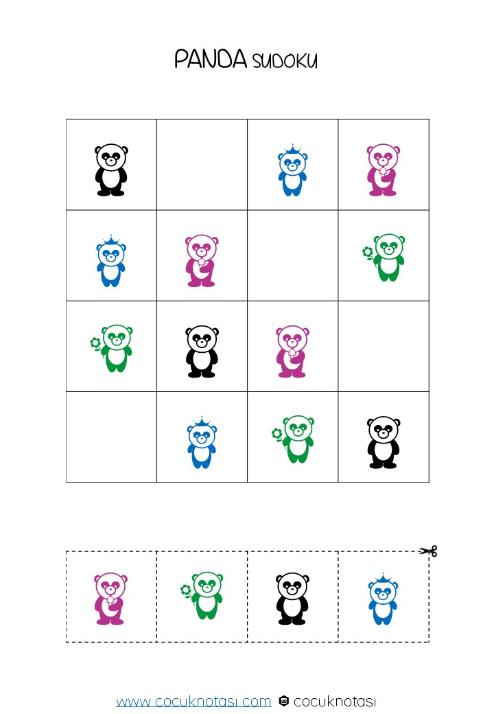 Panda Sudoku