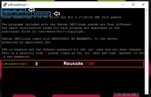 RaspberryPi Zero W SSH with out HDMI