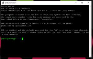 """RaspberryPi Zero W """"SSH"""" with out HDMI"""